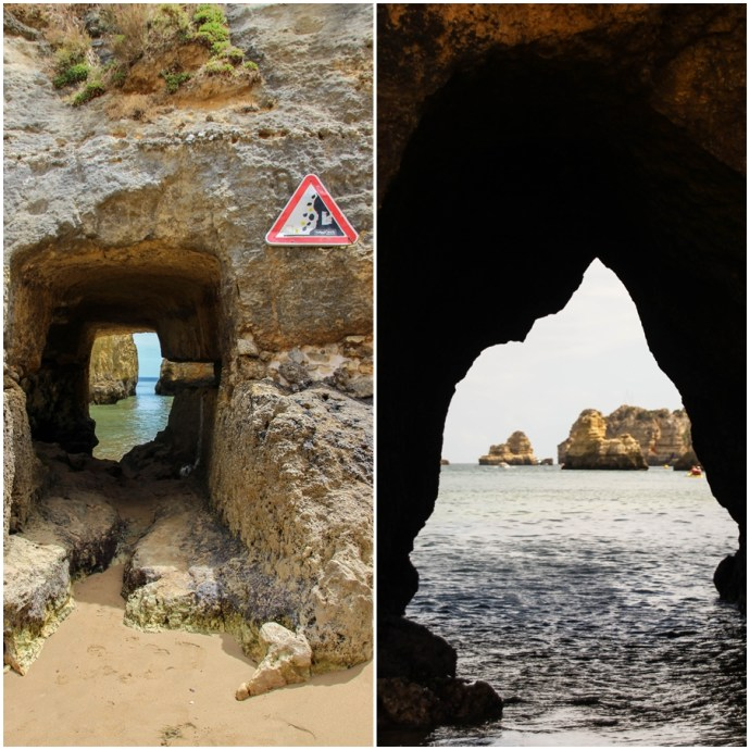 Praia dos Estudantes | 6 Best Places to Visit in Lagos, Portugal