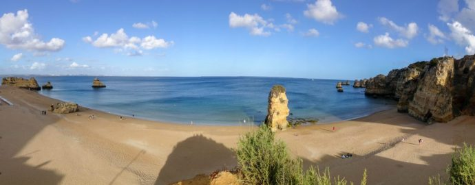 Praia Dona Ana | 6 Best Places to Visit in Lagos, Portugal