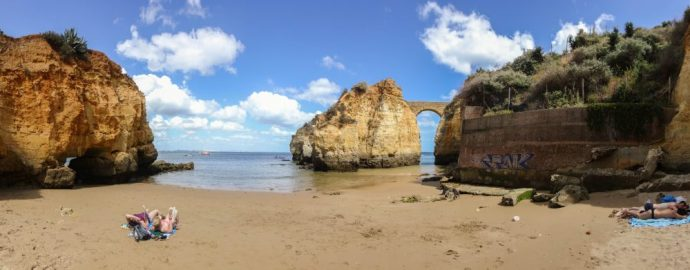 Praia dos Estudantes  | 6 Best Places to Visit in Lagos, Portugal