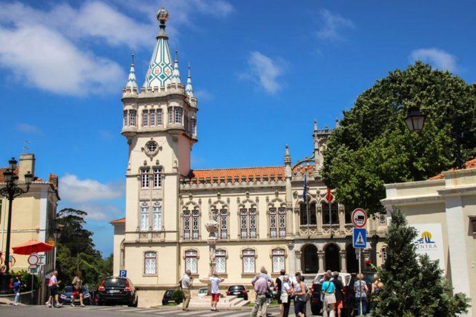 Visit Pena Palace Sintra