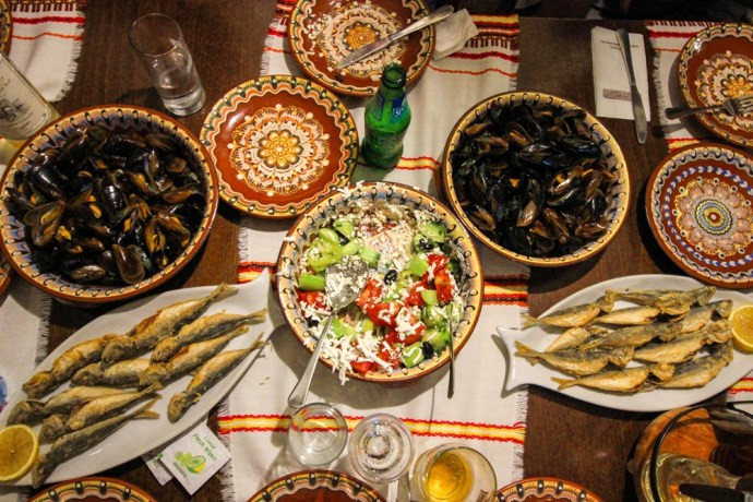 Food and Drinks trip to Kavarna, Bulgaria