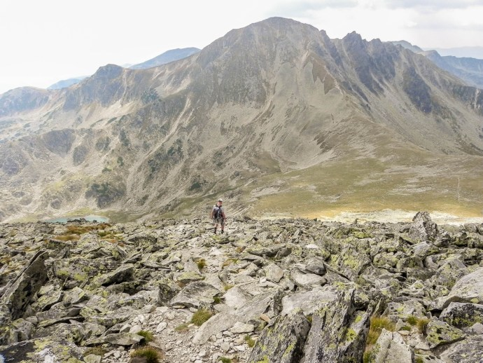 Retezat Mountains Hiking