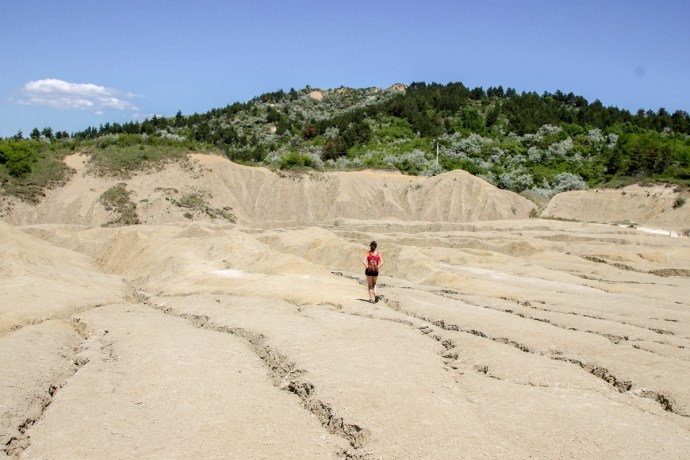 Must Sees Buzau County - Mud Volcanoes