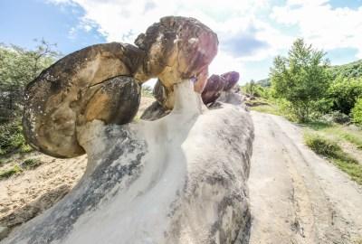 Must Sees Buzau County - Trovanti Ulmet
