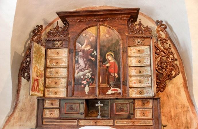 Transylvanian Backcountry - Niraj Valley Highlights - Franciscan Monastery Calugareni