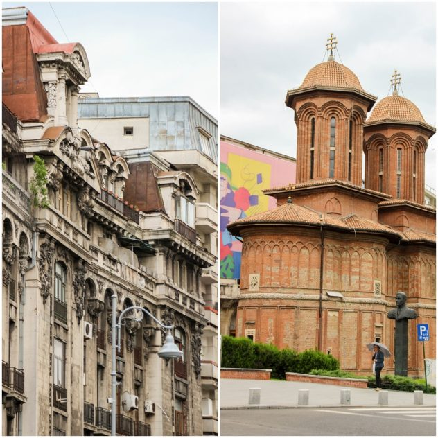 Bucharest Old Town Photo Tour, Kretzulescu Church