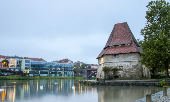 Maribor Water Tower | Sightseeing in Maribor