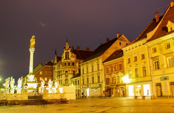 Glavni Trg | Sightseeing in Maribor