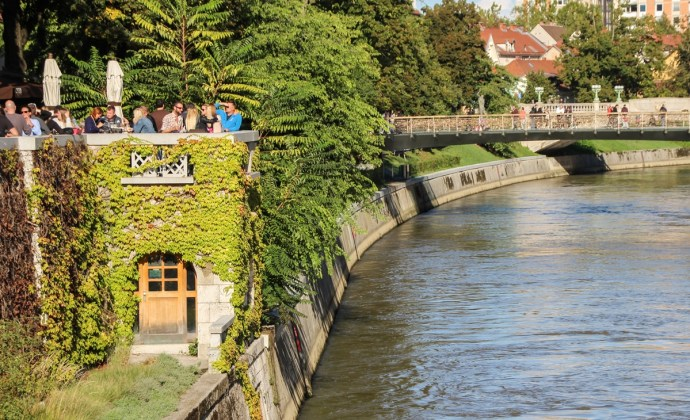 Ljubljanica River, Guide to Visiting Ljubljana, Slovenia