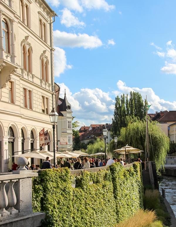 Ljubljanica River Banks, Guide to Visiting Ljubljana, Slovenia