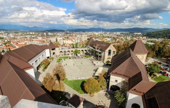 Ljubljana Fortress, Guide to Visiting Ljubljana, Slovenia