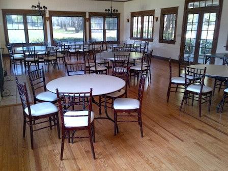Outdoor Wedding Venues City Of Winter Park