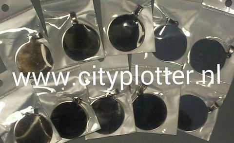 Tags harttag hart hartje label om te graveren of met vinyl te beplakken Cityplotter Zaandam