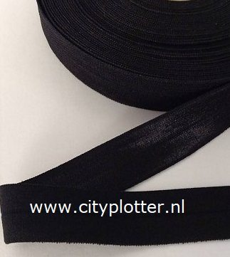 elastisch-biais-zwart cityplotter zaandam