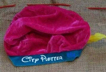 pietenmuts met naam cityplotter