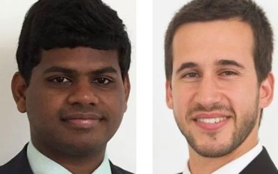 Derek Bellucci, EIT and Lakshmi Sabbisetty earn their Construction Manager in Training (CMIT) Certifications