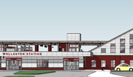 Wollaston Station Improvements – MBTA