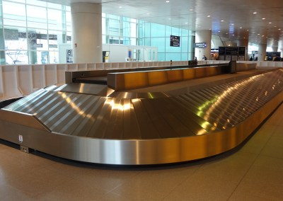 Massport Central Baggage Inspection System, Logan Airport Terminal C