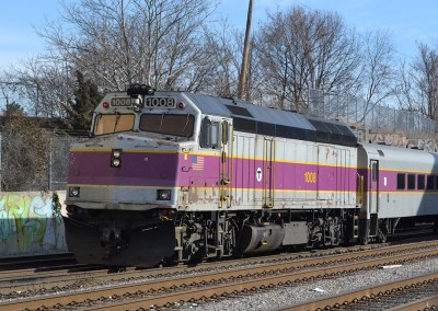 MBTA Fitchburg Commuter Rail Extension