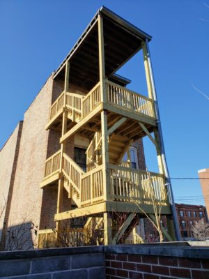 deck Building, deck repair, deck cleaning, deck violation check, porch design, Porch Repair