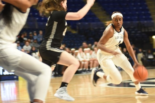 State College, PA - Lady Lions Outlast Princeton with 79 ...