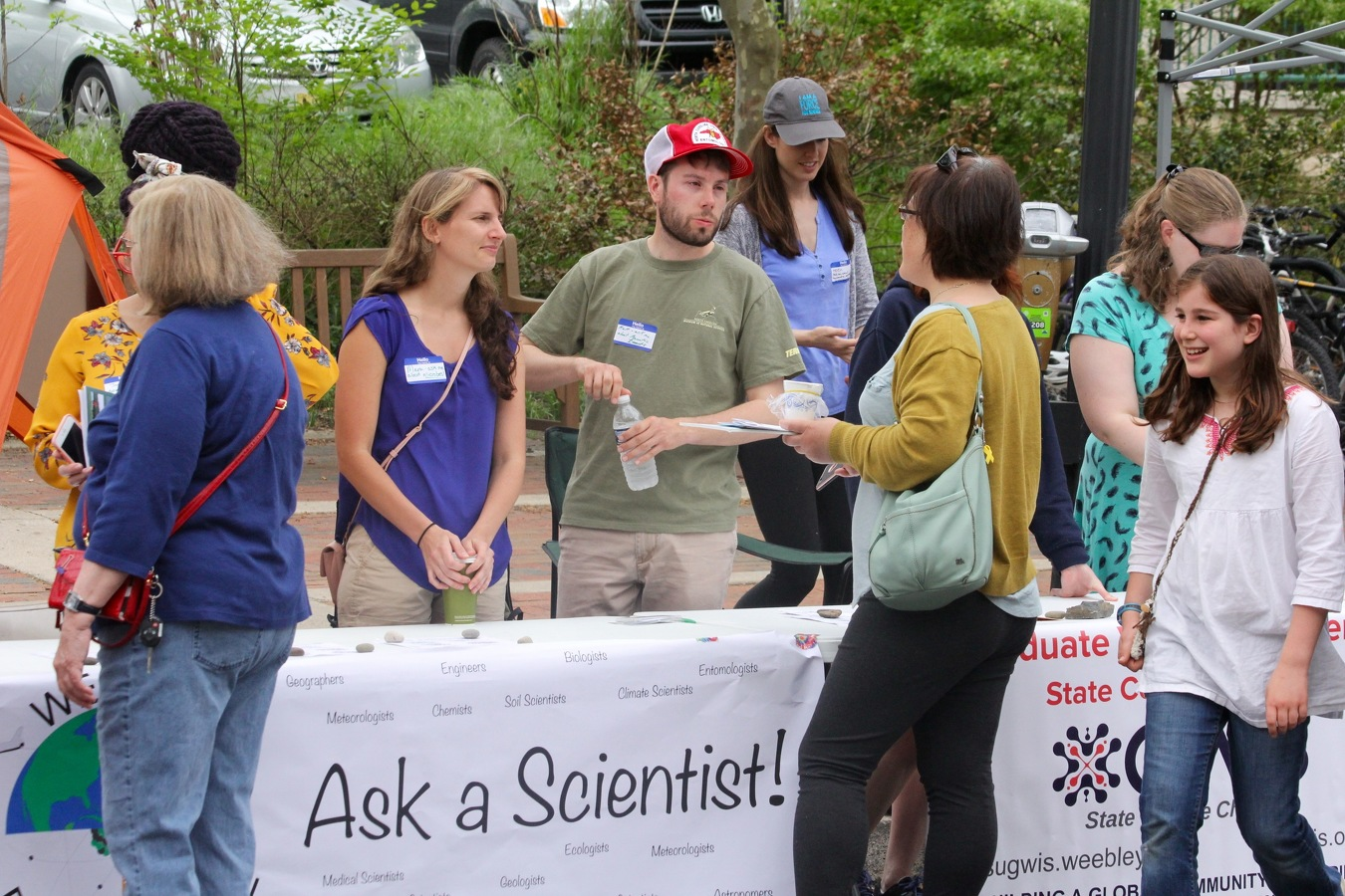 State College, PA - People's Climate Day Mixes ...