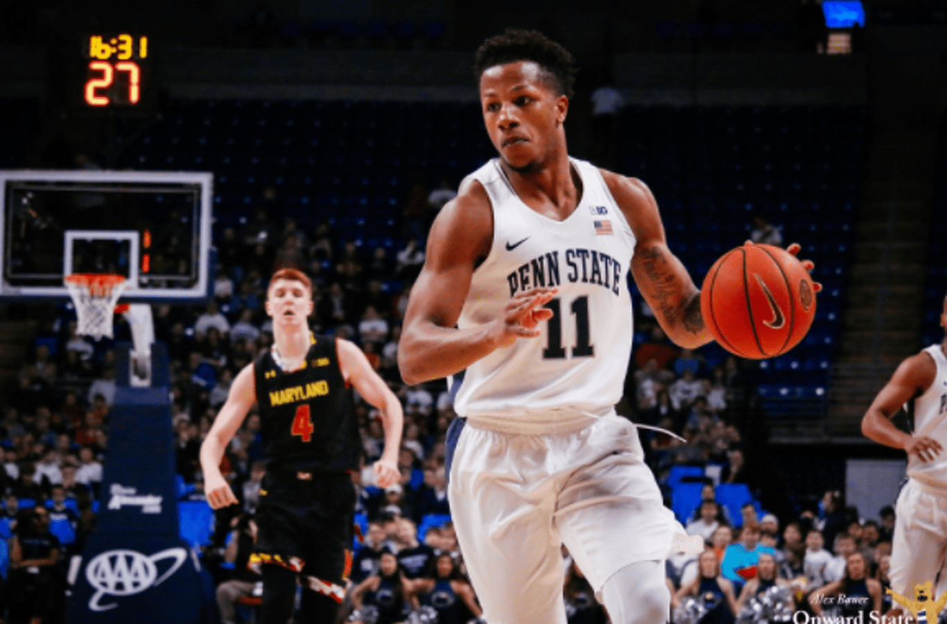 State College, PA - Penn State Basketball: Nittany Lions ...