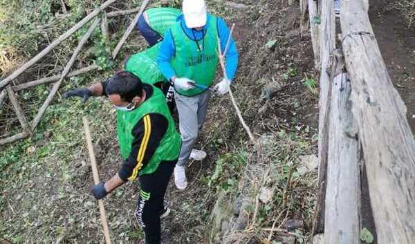 bagnara-calabra,-l'esempio-di-chi-ama-la-propria-terra:-gruppo-di-giovani-volontari-ripulisce-la-citta-[foto]