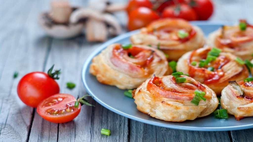 girelle-con-funghi-e-pomodori-|-l'antipasto-pronto-in-15-minuti!