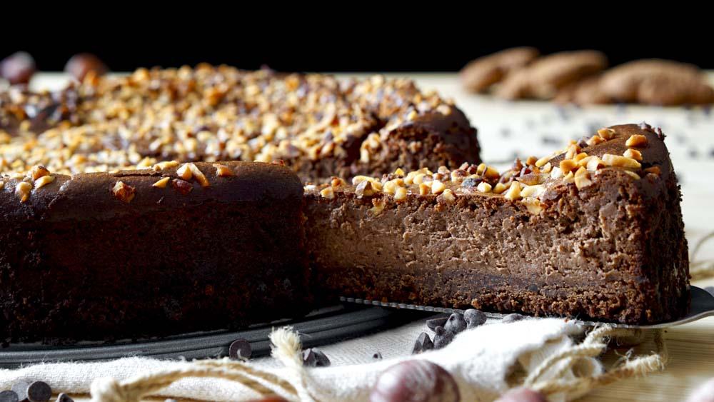 cheesecake-al-cioccolato-e-nocciole