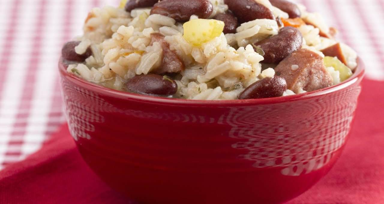 riso-freddo-con-prosciutto-cotto-e-fagioli-|-facile-e-saporito
