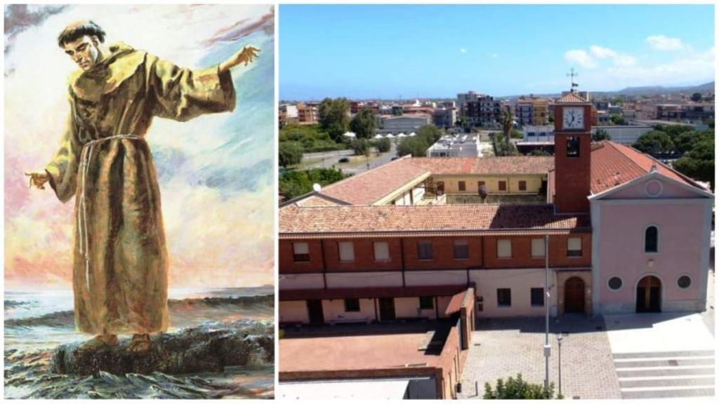 sant'antonio-da-padova,-la-festa-in-onore-del-francescano-a-barcellona-pozzo-di-gotto:-i-viaggi-in-sicilia-e-il-miracolo-a-patti