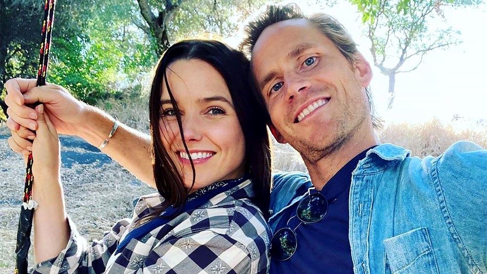 sophia-bush-and-fiance-grant-hughes'-cutest-photos