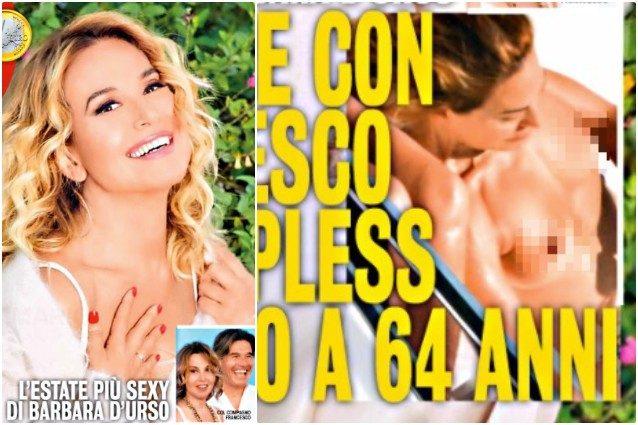 """il-topless-di-barbara-d'urso-in-copertina:-""""l'estate-sexy-con-il-compagno-francesco-zangrillo"""""""