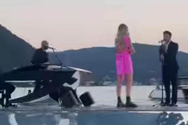 fedez-dedica-una-canzone-a-chiara-ferragni-sul-lago-di-como-per-il-terzo-anniversario:-e-uno-show