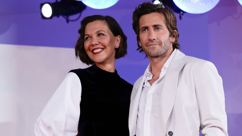 maggie-gyllenhaal's-'the-lost-daughter'-gets-warm-ovation-in-venice-with-jake-gyllenhaal-on-hand-to-cheer-her-debut