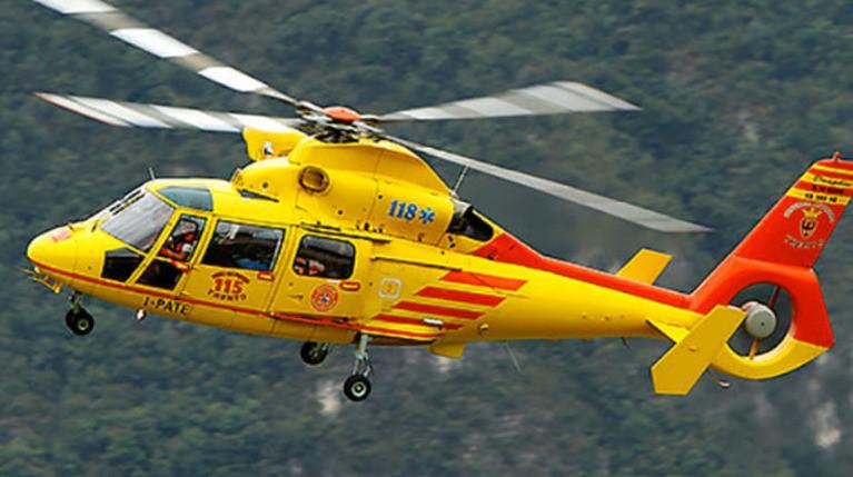 i-soccorritori-senza-green-pass,-l'elicottero-li-lascia-a-terra-e-arrivano-con-un-mezzo-di-terra-dopo-piu-di-2-ore