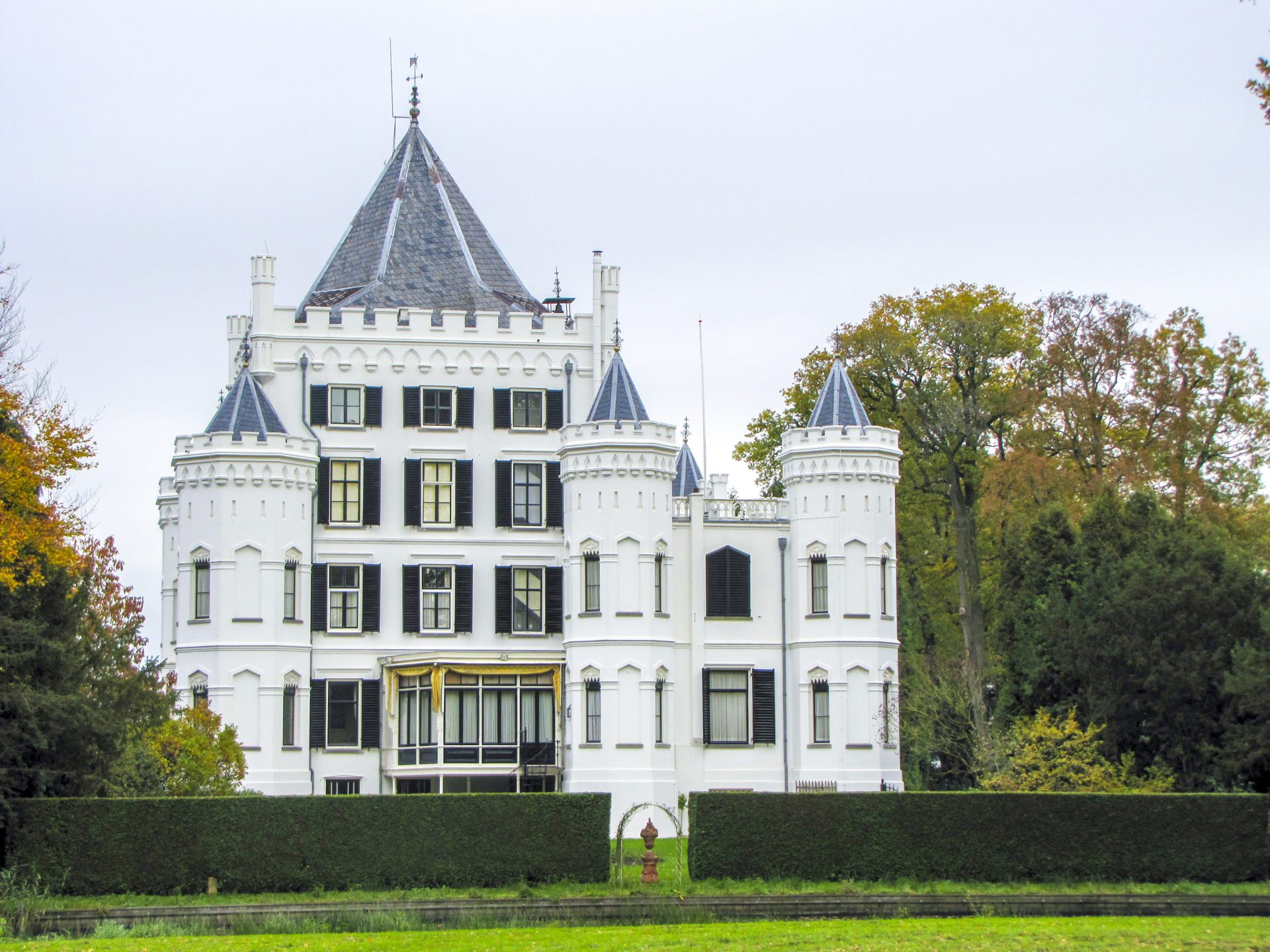 kasteel sandenburgh
