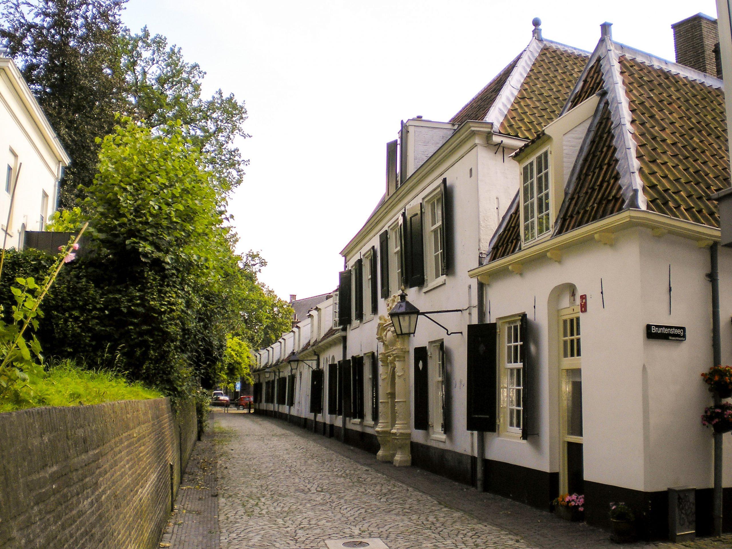 Bruntenhof Museumkwartier Utrecht