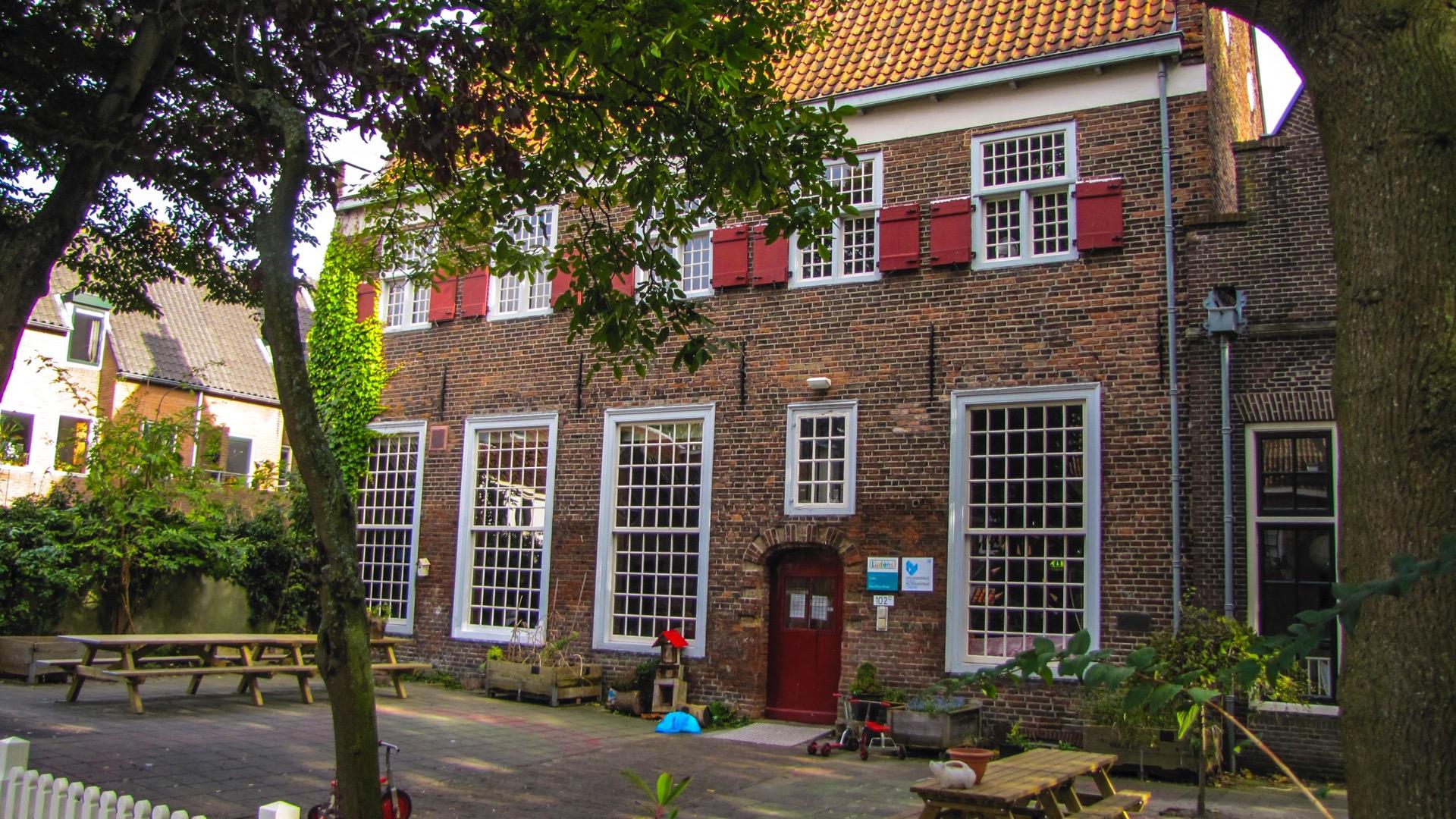Burgerweeshuis Utrecht