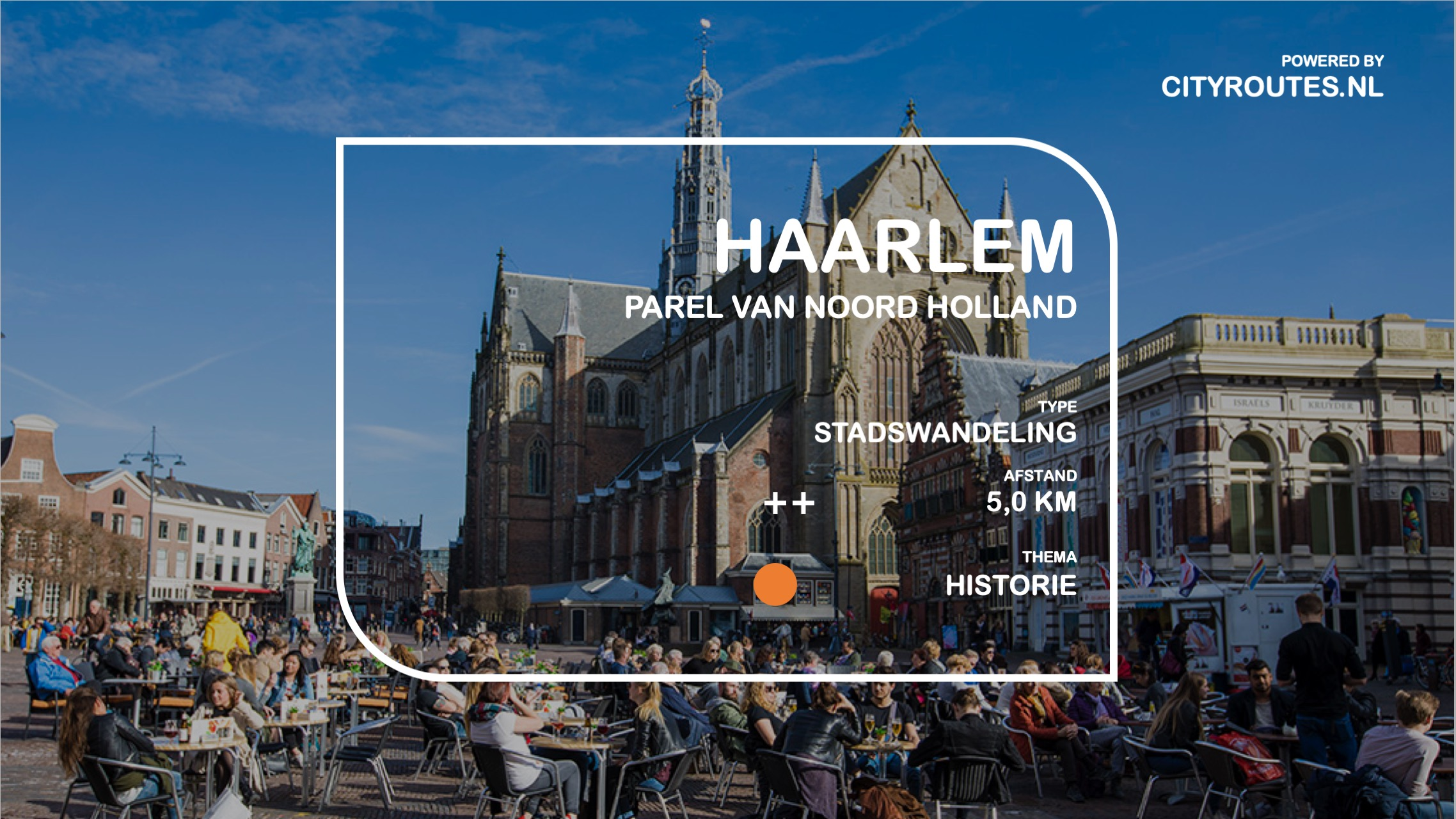 Gratis stadswandeling Nijmegen