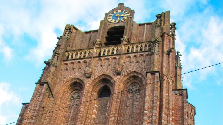 Grote Kerk Johannes de Doperkerk Wijk bij Duurstede