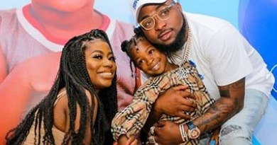 Tonto Dikeh exalts Davido And Sophia Momodu