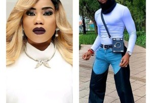 """""""You're an ingrate,"""" – Toyin Lawani tells her ex-staff, Swanky Jerry, for calling her """"local and tired"""""""