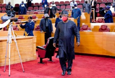 Crestfallen Lagos Assembly Members Mourns Tunde Braimoh With Valedictory Session