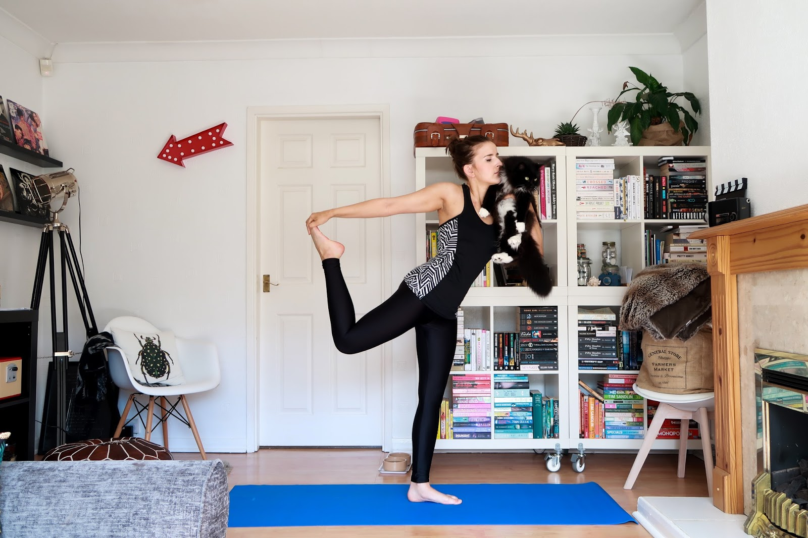 Yoga journal: How yoga changed the way I am