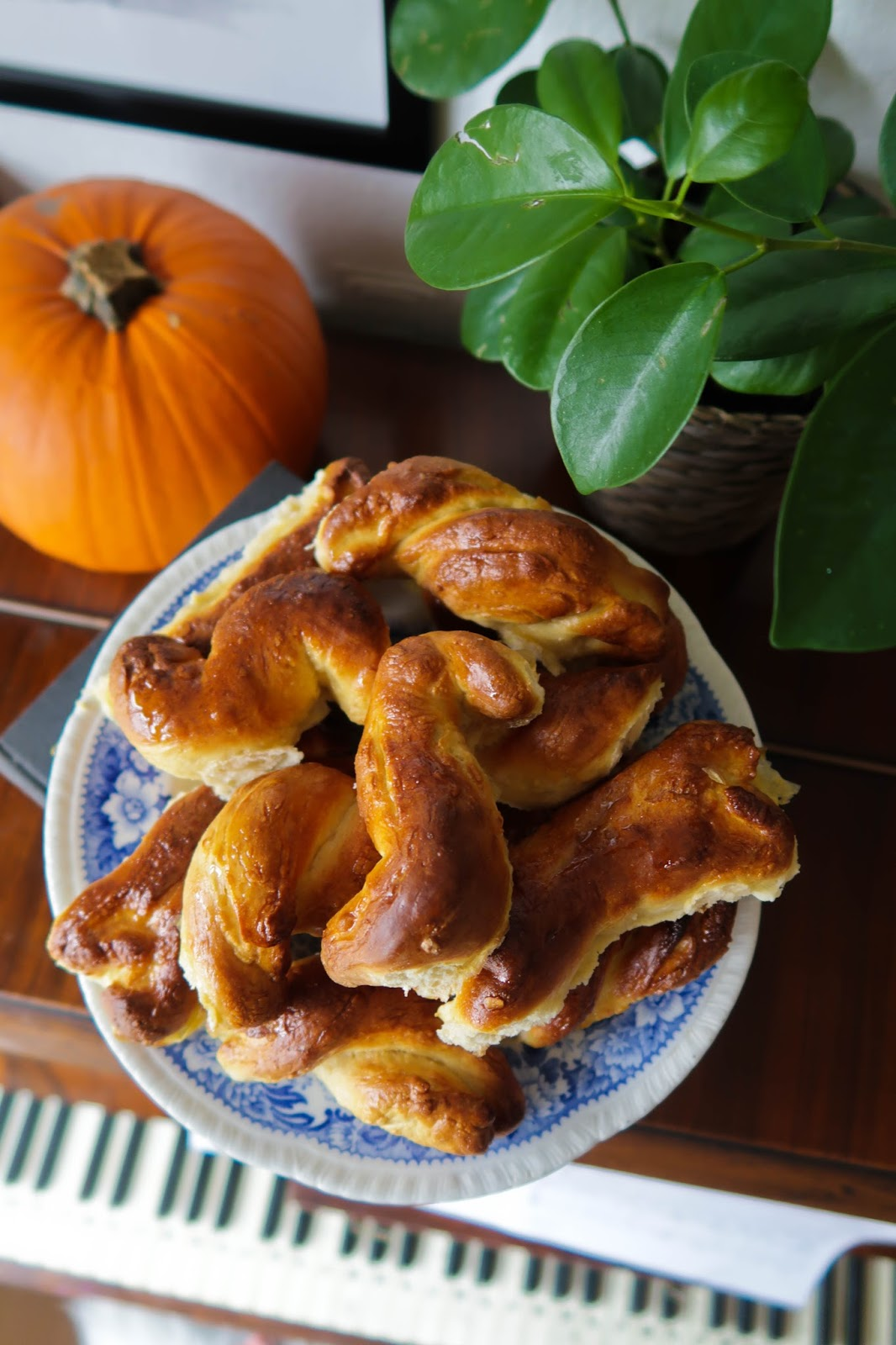 Traditional Czech soul cakes