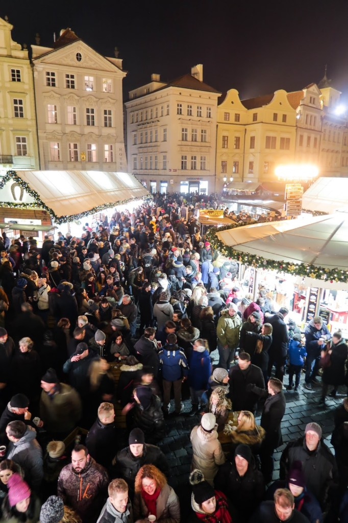 10 reasons to visit the Christmas Markets in Birmingham & Prague