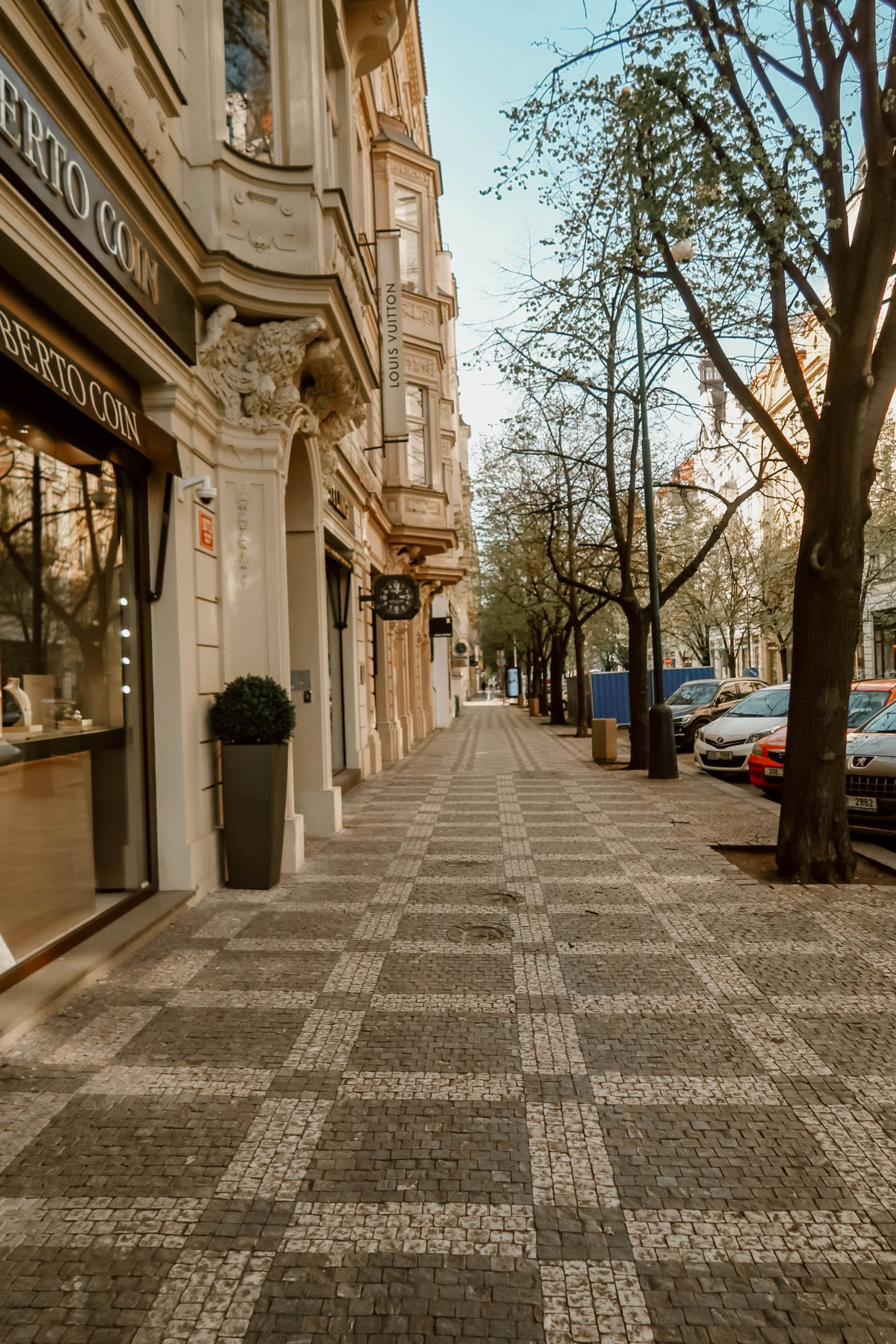 5 unique streets in Prague you must not miss