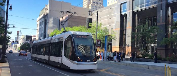 Streetcar CityScene
